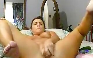 BBW Housewife And Hier Cucumber