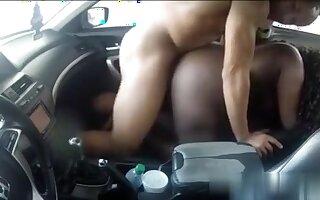 Fucking a chubby floozy