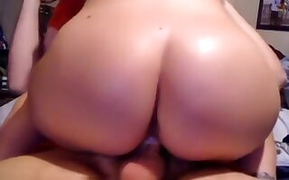 Her big sexy ass was made for fucking